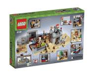 LEGO Minecraft Kõrbe eelpost