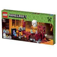 LEGO Minecraft Netheri kindlus