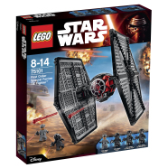 LEGO Star Wars First Order Special Forses TIE fighter