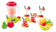 Ecoiffier mängu nõude ja puuviljade komplekt blendriga