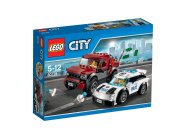 LEGO City politsei tagaajamine