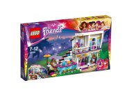 LEGO Friends Livi popstaari maja