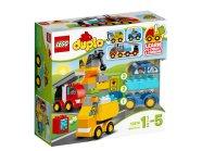 LEGO Duplo  Minu esimesed sõidu-ja veoautod