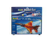 Revell Revell Model Set Lockheed Martin F-16 Mlu Solo Display 1:72