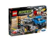 LEGO 75875 Speed Champions Ford F150 ja Ford Hot Rod