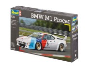 Revell Revell BMW M1 Procar 1:24