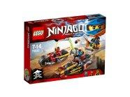LEGO LEGO Ninjago Ninja-rattaga tagaajamine