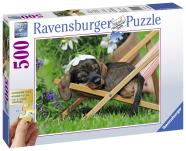 Ravensburger Ravensburger puzzle 500 XXL tk. Armas Taksi