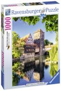 Ravensburger Ravensburger puzzle 1000 tk. Nurenburg