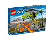 LEGO City Vulkaani varustuskopter