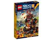 LEGO Nexo Knights Magmari piiramismasin