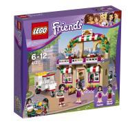 LEGO Friends Heartlake'i pitsakohvik