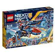 LEGO Nexo Knights Clay hävituslennuk