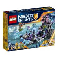 LEGO Nexo Knights Ruina lukusta-ja-veereta-komplekt