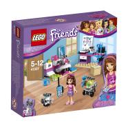 LEGO Friends Olivia loomelabor