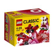LEGO Classic punane loovuskast