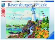Ravensburger pusle Paradiis 3000 tk