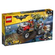LEGO Batman filmi Tapjakrokodilli Tail-Gator