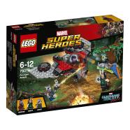 LEGO Super Heroes Laastaja rünnak