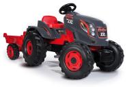 Smoby pedaalidega traktor Stronger XXL + käru