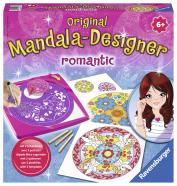 Ravensburger joonistuskomplekt 2in1 Mandala Romantic