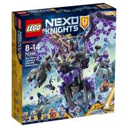 LEGO Nexo Knights Ülima Hävingu Kivikoloss