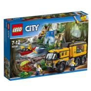 LEGO City Džungli liikuv labor