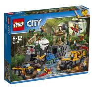 LEGO City Džungli uurimislaager