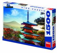 Dino pusle 1500 tk Pagoda