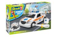 Revell kokkupandav Junior Kit Kiirabiauto 1:20