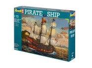 Revell mudellaev Pirate Ship 1:72