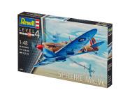 Revell mudellennuk Supermarine Spitfire Mk.Vc 1:48
