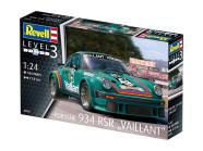 Revell mudelauto Porsche 934 RSR Vaillant 1:24