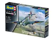 Revell mudellennuk Supermarine Spitfire Mk.IXc 1:32