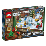 LEGO City advendikalender
