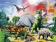 Ravensburger XXL pusle Dinosaurus 100 tk
