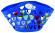 Ecoiffier liivakastikomplekt korvis Tähed