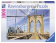 Ravensburger pusle Vaade Brooklyn Bridge´lt 1000 tk