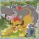 Ravensburger Ravensburger puzzle 3x49 tk. Lõvi