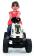 Smoby pedaalidega traktor Farmer XL +käru lastele