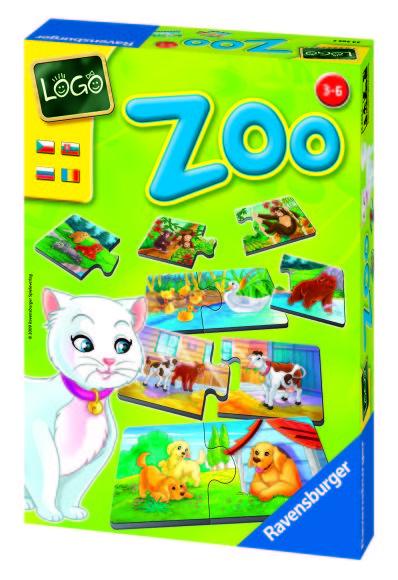 Ravensburger lauamäng Zoo