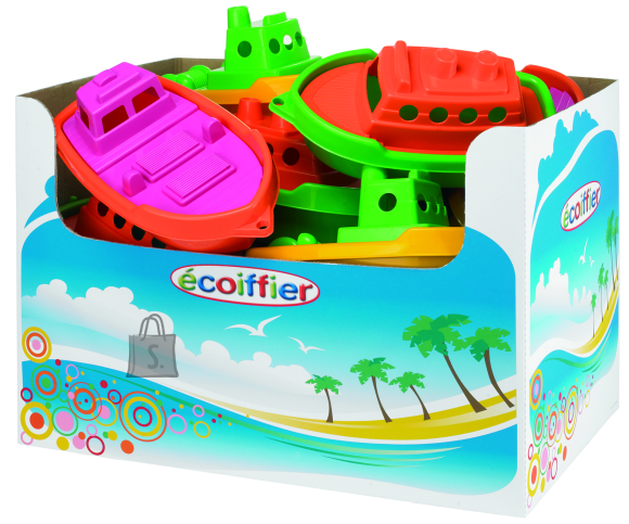 Ecoiffier mängupaadid