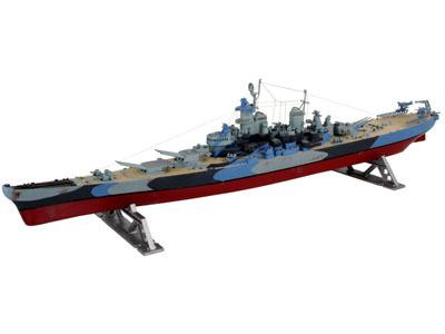 Revell mudellaev Battleship USS Missouri  1:535