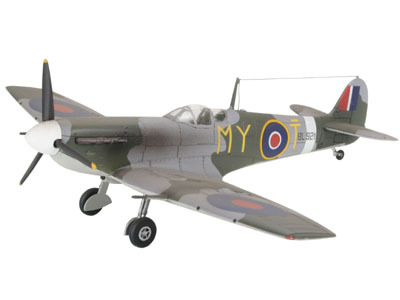 Revell mudellennuki komplekt Supermarine Spitfire Mk.V  1:72