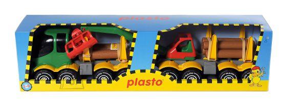 Plasto metsaveoauto 84 cm