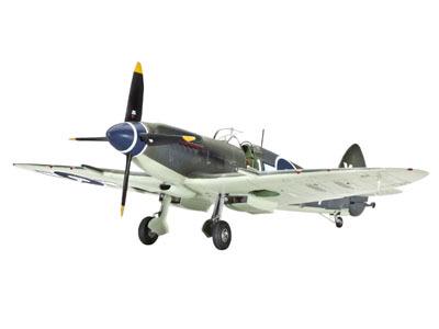 Revell mudellennuk Supermarine SEAFIRE Mk. XV 1:48