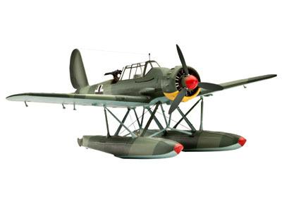 Revell mudellennuk Model Set Arado Ar196 A-3 1:72
