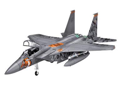 Revell mudellennuk F-15E Strike Eagle 1:144