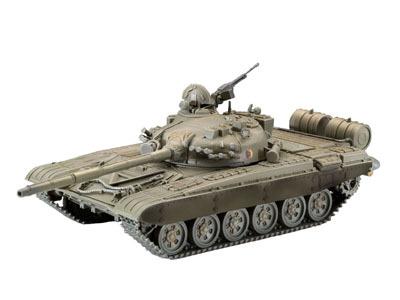 Revell советский танк Ural T-72 M1 сборная модель