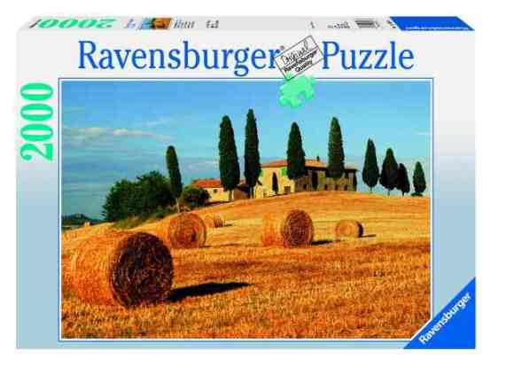 Ravensburger pusle Toscana maastik 2000 tk